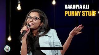 Punny Stuff   Standup comedy by Saadiya Ali