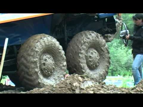 CZ Truck Trial 2011 - Video News No.6 - Europa Truck Trial OSTRAVA
