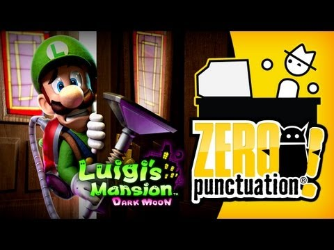 LUIGI'S MANSION: DARK MOON (Zero Punctuation)