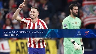 UEFA Champions League | Atlético Madrid v Liverpool | Highlights