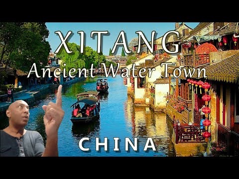 Xitang Ancient Water Town, Zhejiang, CHINA (Kumar ELLAWALA)