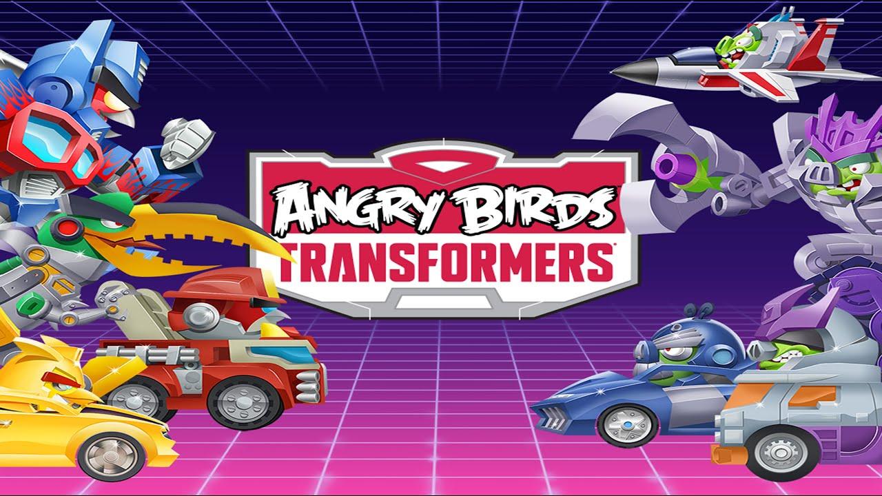 Angry Birds Transformers - cкачать на телефон …