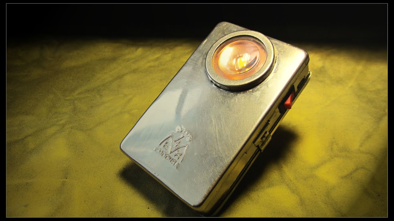 Как в домашних условиях сделать батарейку для фонарика