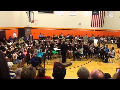 Oh Danny Boy Sandwich Middle School Band 7th Grade