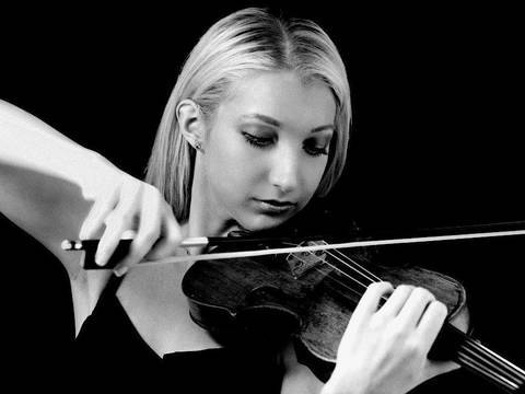 Beethoven Violin Romance - Ann Fontanella Music Videos