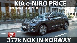 Price for Kia e-Niro announced