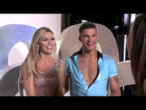 Meet Abbey Clancy: Strictly Come Dancing 2013