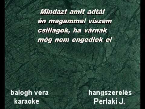 Magyar Rózsa - Édesanyám - karaoke