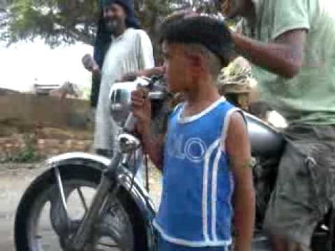 Desi Punjabi Kid Singing Funny Songs-- Yaar Anmule video