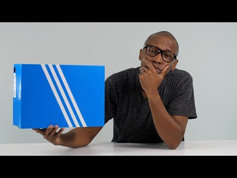 UNBOXING: Can ADIDAS Change SNEAKERS  With This Shoe?