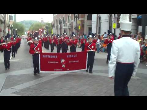 Eastbrook Middle School Band