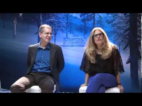 Mensaje Exclusivo De Chris Buck & Jennifer Lee, Directores De Frozen