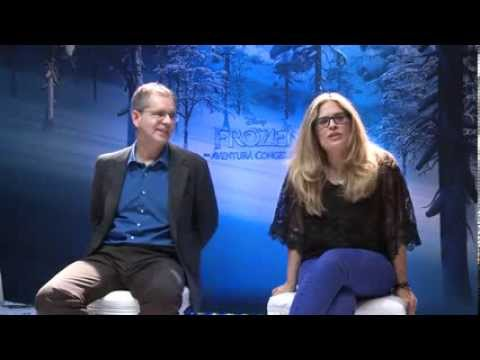 Frozen   Directores Chris Buck & Jennifer Lee   Disney News Latino