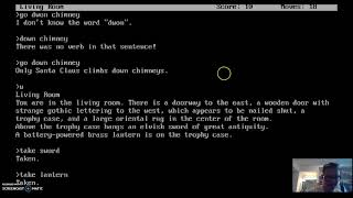 Lets Play Project  Zork