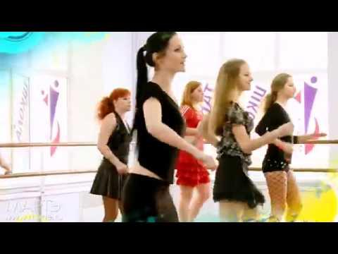 Уроки бальных танцев - видео