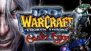 Warcraft III Easter Eggs 7: Legacy of the Damned