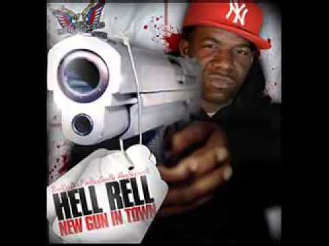 Hell Rell - God Must Love Me (New Gun In Town)