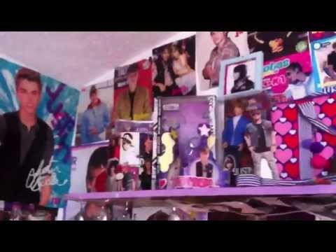 JustinBieber/OneDirection Room Tour! ♥ AprilBieber