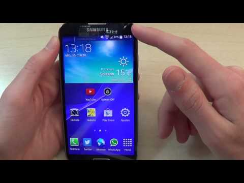 Android 4.4.2 Oficial Samsung Galaxy S4