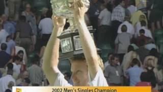 Johansson v Safin 2002 Australian Open Men's Final Highlights