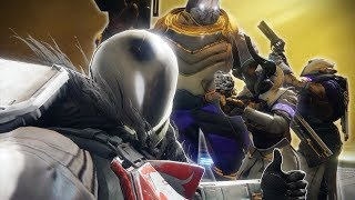 Destiny 2 Leviathan Raid Funny Moments