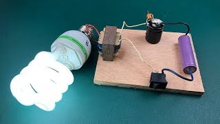 inverter 1 5v to 220v How to make inverter Very Easy to Circuit New idea 2019