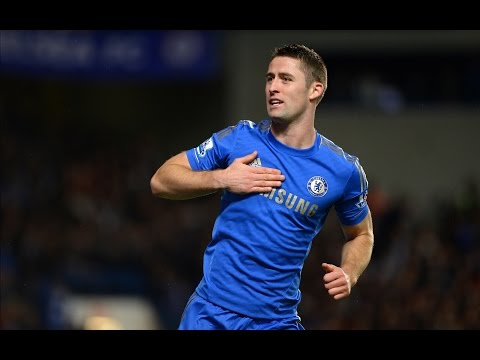 Gary Cahill | Goal Compilation