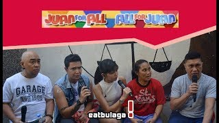 Juan For All, All For Juan Sugod Bahay | February 20,  2018