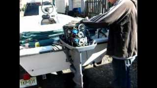 Winterizing Your Outboard