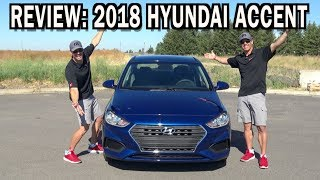 Here's the 2018 Hyundai Accent Review on Everyman Driver