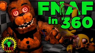 IMMERSED IN FNAF | Overnight 2: Reboot