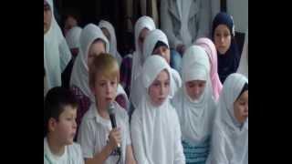 Dua Hatme në Xhaminë Furkan Do