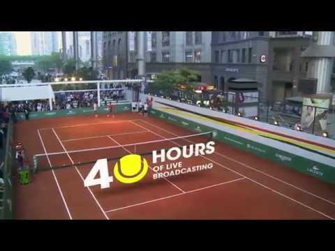 Roland Garros Beijing 2012 | Wrap Up Event | G2S
