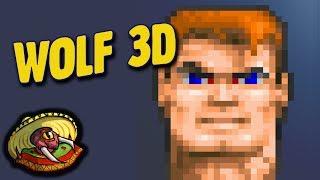 Прохождение Wolfenstein 3D [1/2]. Эпизоды 1 и 2.