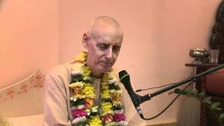 2011.04.11. Arrival Lecture by H.G. Sankarshan Das Adhikari - Riga, LATVIA
