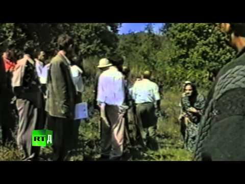 Typical public execution in Chechnya in 90-s (Trailer)