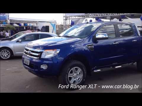 Nova Ford Ranger XLT