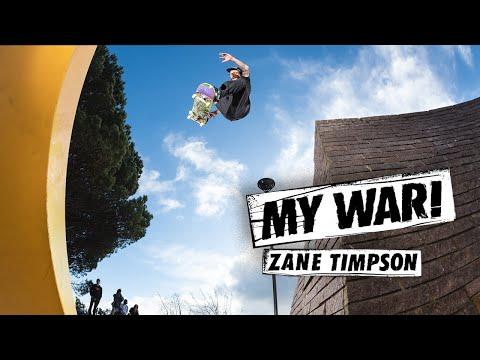 My War: Zane Timpson