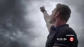 Sharknado star Ian Ziering is ready to break social media records in Finland