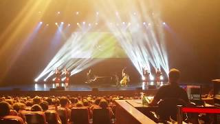 The Piano Guys - Fight Song/Amazing Grace - Shot @ Crocus City Hall, Moscow (14.06.2017)
