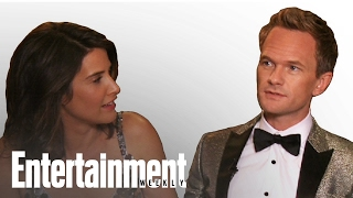 Neil Patrick Harris & Cobie Smulders EW Cover Shoot: Finish the Line | Entertainment Weekly