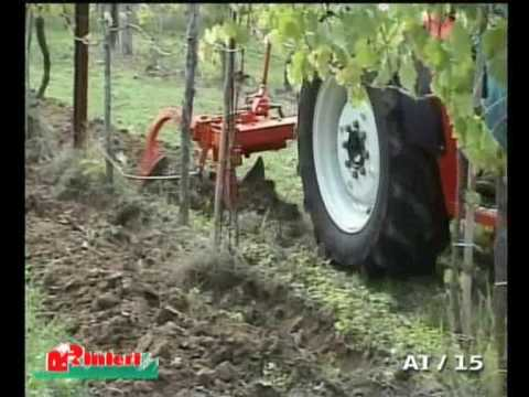 AI15 in and out plough Rinieri