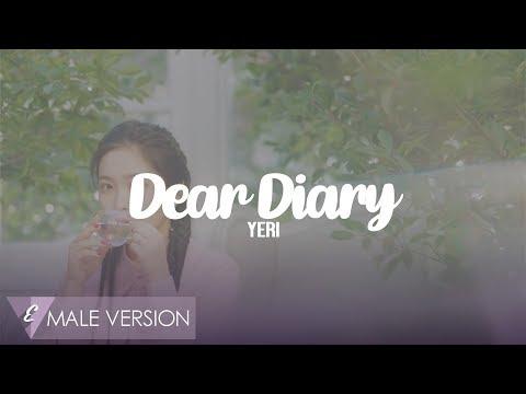 Download MALE VERSION | YERI - Dear Diary Mp4 baru
