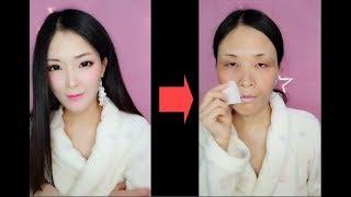 Khi phụ nữ tẩy trang  - Đỉnh cao của makeup - Makeup challenge - Makeup Art