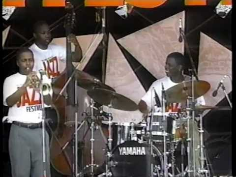 Close Your Eyes - Roy Hargrove Quintet Live at Huis Ten Bosch Jazz Festival 1992 Nagasaki, Japan