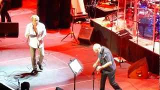 The Who - Inside, Outside, leave me alone - Oracle Arena - Oakland - February 1st, 2013