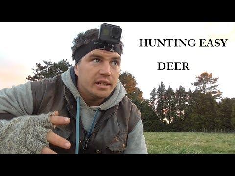 Quick morning hunt VLOG mission!!!