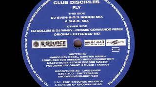 Club Disciples   Fly DJ Gollum & DJ Yanny Cosmic Commando Remix   YouTube 480p