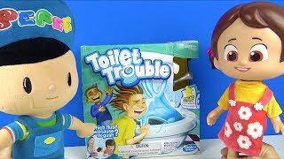 Pepee Niloya ile Toilet Trouble challenge Heidi Ma