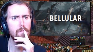 "Asmongold Reacts To ""Blizzard Respond To BfA's Harshest Criticism"" By BellularGaming"